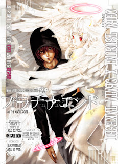 platinum end death note review critica impressões bakuman