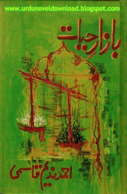 Urdu Poetry Book Bazar-e-Hayat