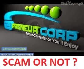 teleprenuer ( TPC ) scam