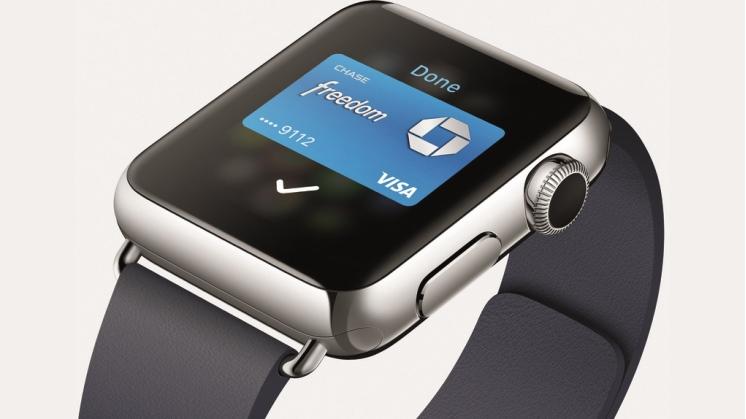 Sistem Pembayaran Dengan Apple Watch