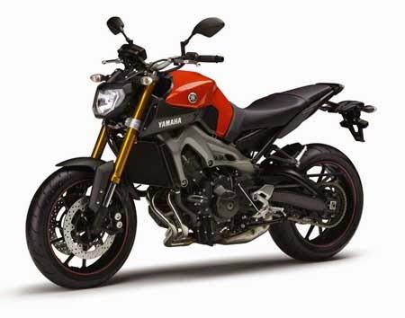 Moge Yamaha MT-09 Terbaru