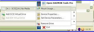 Open Daemon tools