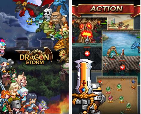 Dragon Storm v3.6.0 Apk Mod