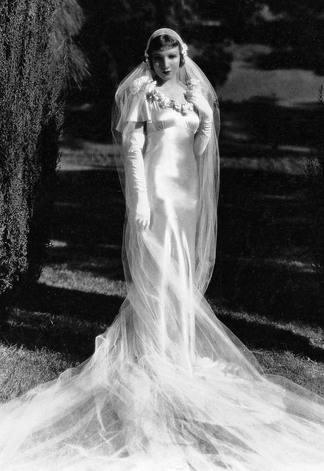 bride chic: cinema brides and how they influenced fashion