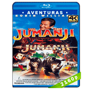 Jumanji (1995) 4K UHD Audio Trial Latino-Ingles-Castellano