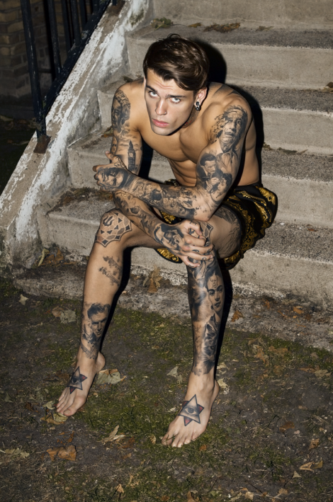 Stephen James by Antonis Delta