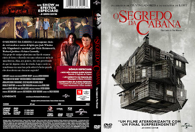O Segredo da Cabana (The Cabin in the Woods) Torrent - Dual Áudio (2013)