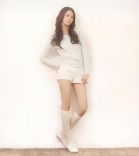 SNSD Yoona Baby Baby Album Pics