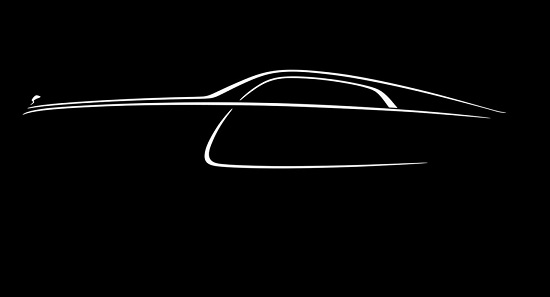 Rolls-Royce Wraith final teaser photo 