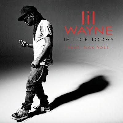 Foto de Lil Wayne en una sesion fotografica. Segundo single de Tha Carter IV If I Die Today