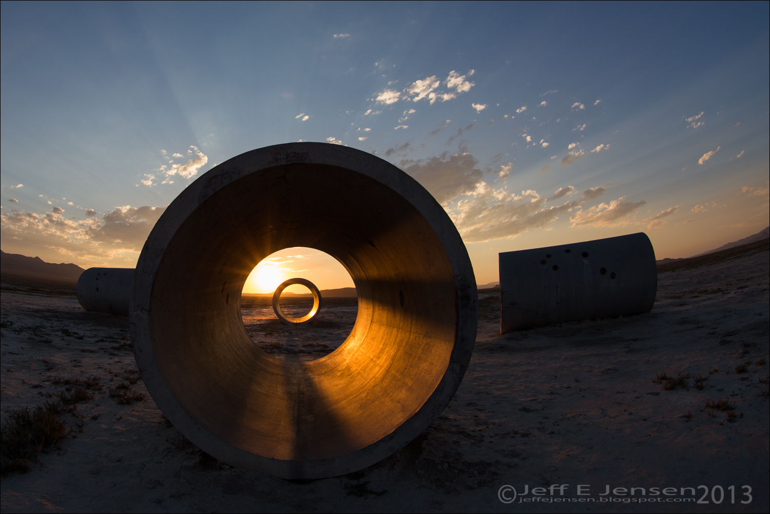 The world as i see it sun tunnels sunset for What is a sun tunnel