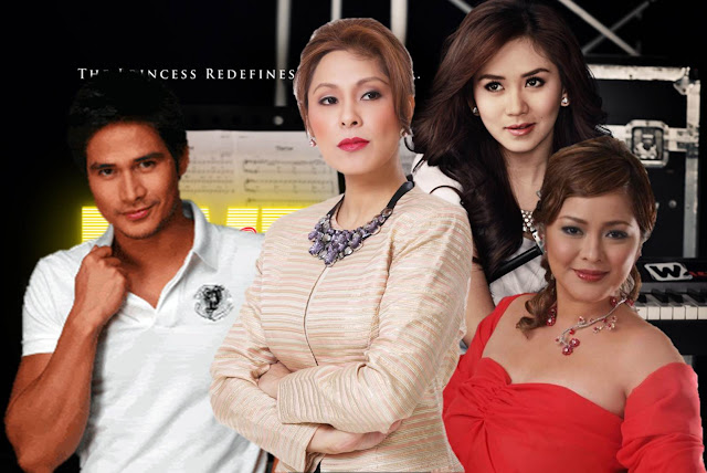 Piolo Pascual, Sheryl Cruz and Manilyn Reynes on Sarah G Live! this November 18