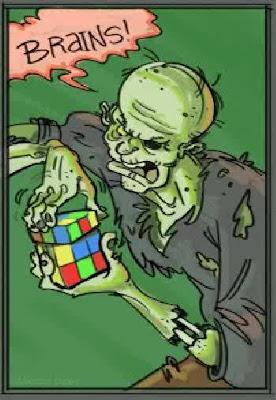 Rubik Zoombie 3x3x3