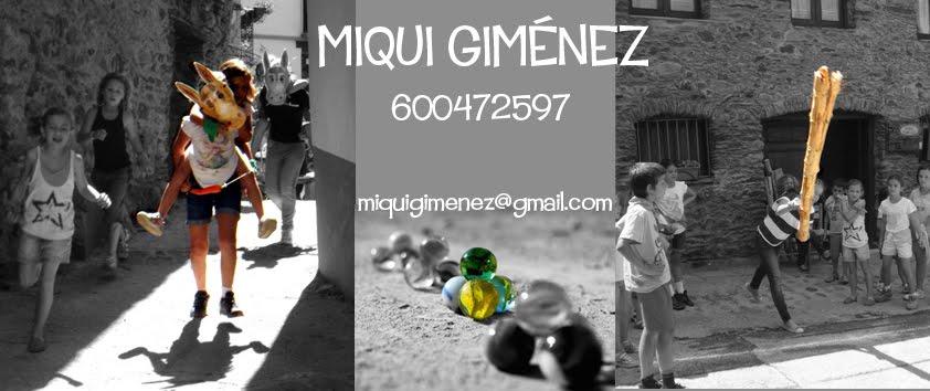 MIQUI GIMÉNEZ