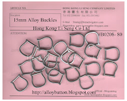 Alloy Buckles Supplier - Hong Kong Li Seng Co Ltd
