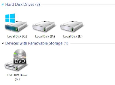 Default Drive Icon