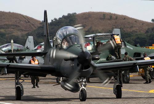 Brasil fica em 6° no rally aéreo do 5° Jogos Mundiais Militar