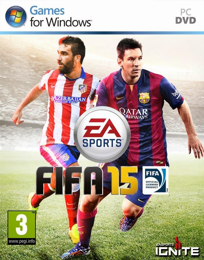 FIFA 15-Ultimate Team Edition Full Unlocked PC