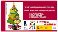 NAVIDAD 2017,  EXPOSICIÓN TARJETAS DE NAVIDAD