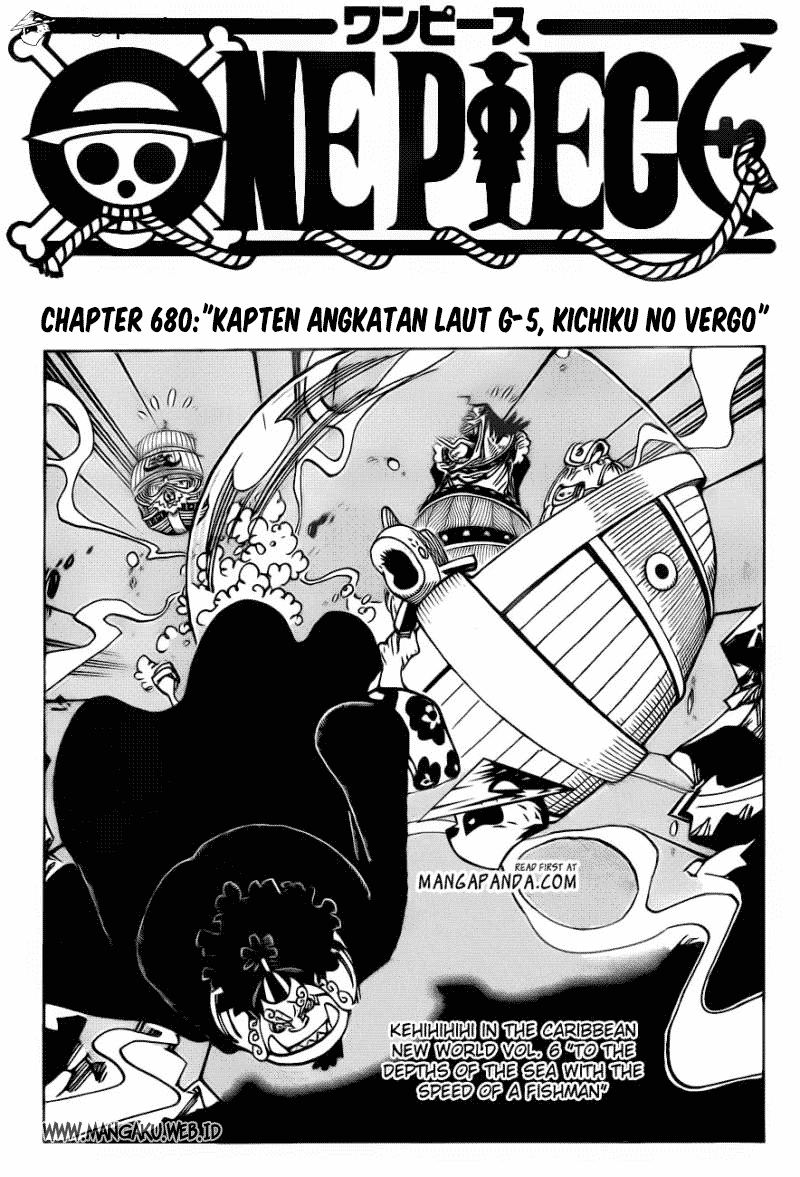 01 One Piece 680   Kapten Angkatan Laut G 5