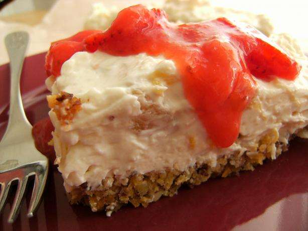 Doug's Recipe Page: Tropical Cheesecake w/ Topping (no-bake)