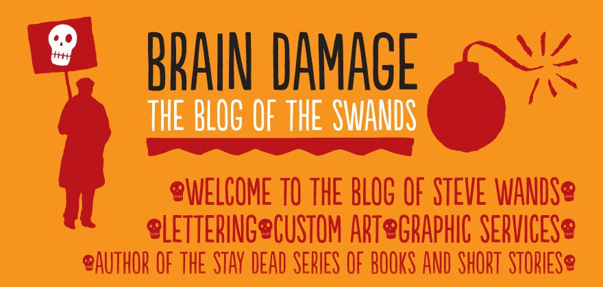 Brain Damage: The Blog of the Swands
