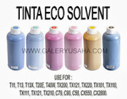 TINTA ECO SOLVENT