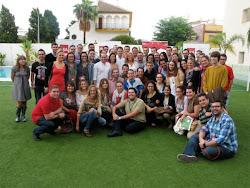 Jornadas de formación de las Juventudes Socialistas de la provincia de Málaga