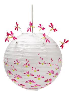 Creatividad para mam s decoraci n infantil y diy - Lamparas de papel de arroz ...