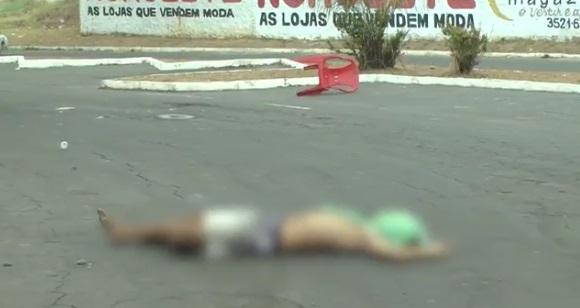 Discussão sobre valor de corrida de mototáxi acaba em morte em Caxias