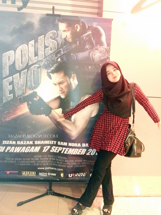review polis evo