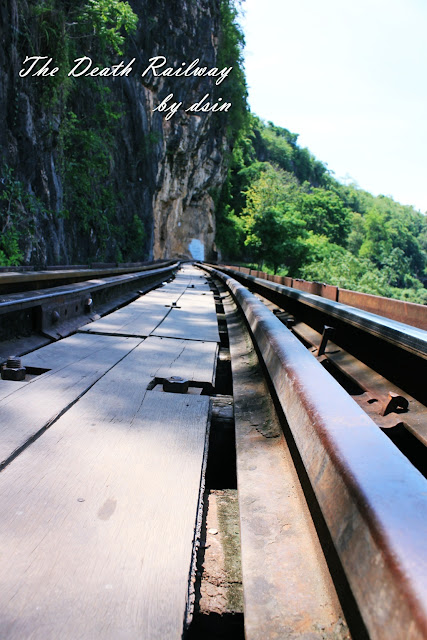 Sankraburi Kanchanaburi (The Series) VI -- The Bridge of the River Kwai & Burma Railway
