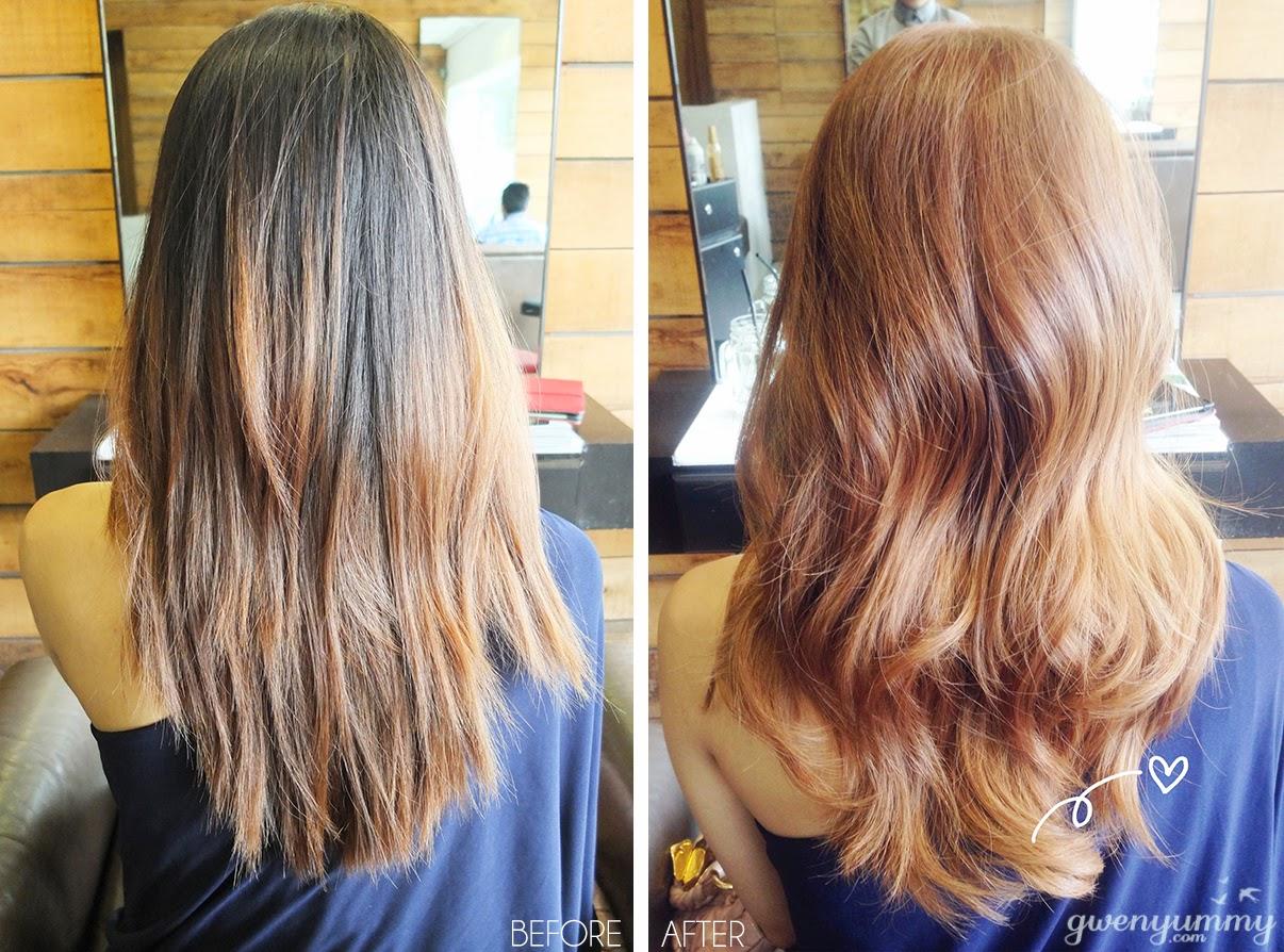 Gwenyummy NEXT HAIR SALON HOLLAND VILLAGE - Next hair