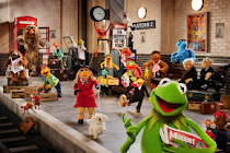 Muppets Most Wanted Publicity Image