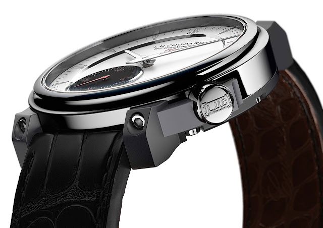 CHOPARD - L.U.C 8HF Watch side