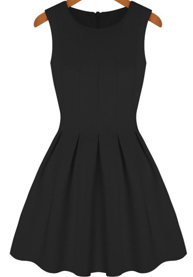 http://www.sheinside.com/Black-Round-Neck-Sleeveless-Pleated-Flare-Dress-p-163000-cat-1727.html