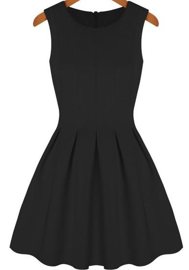 http://www.sheinside.com/Black-Round-Neck-Sleeveless-Pleated-Flare-Dress-p-163000-cat-1727.html
