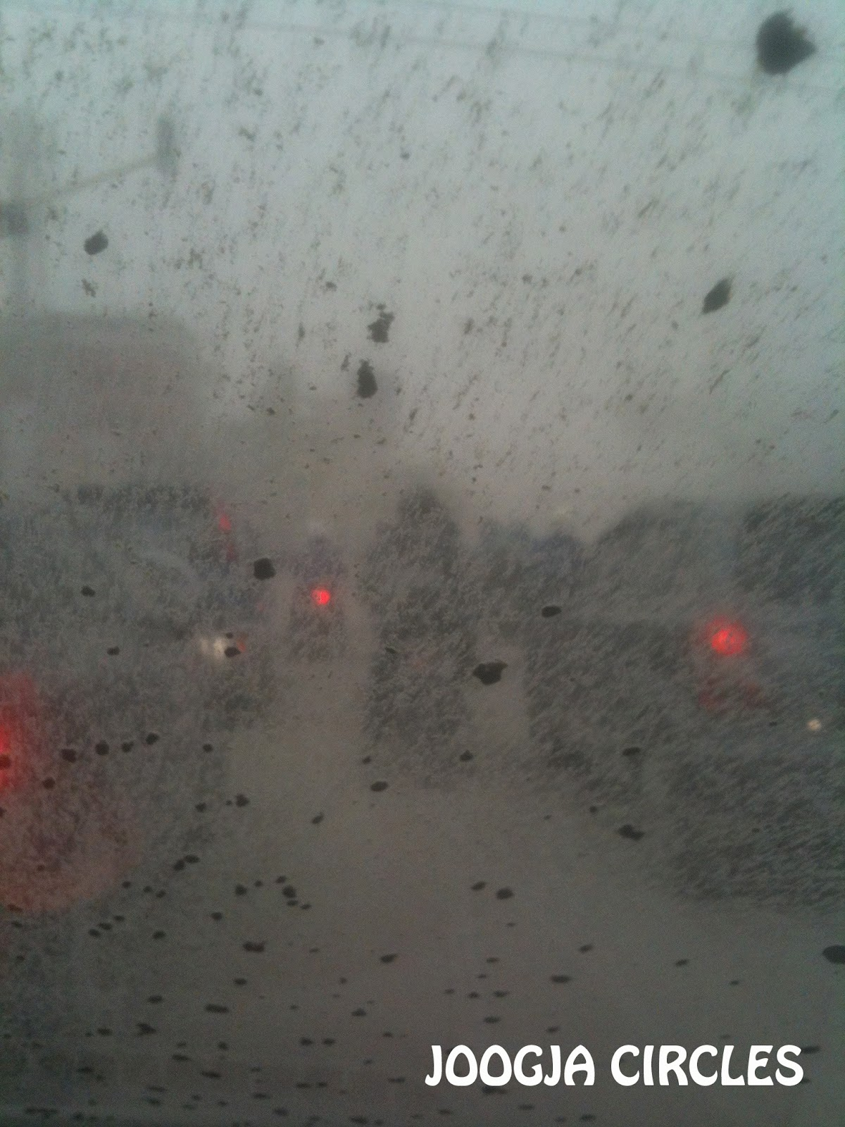 Kenangan Hujan Abu... | Joogja Circles
