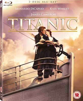 Titanic (1997) 720p BDRip Dual Español Latino-Inglés