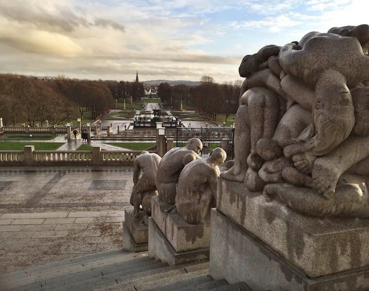 Vigeland Sculpture Park, Oslo City Center, Oslo City Centre, Oslo, Norway, what to do in Oslo, Oslo attractions, attractions in Oslo