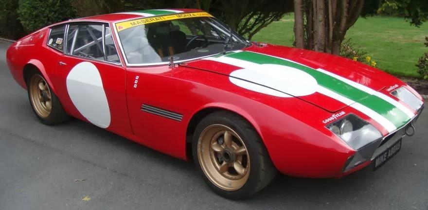 Maserati 100 years of history