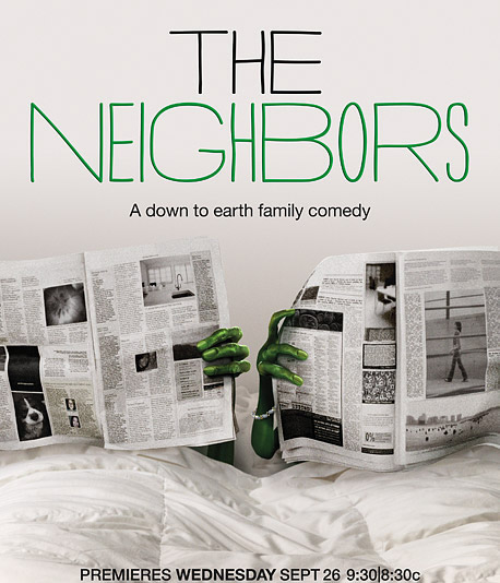 The Neighbors 1×04 Español