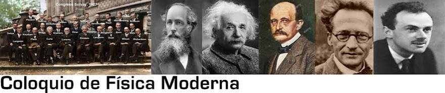 Coloquio de Física Moderna
