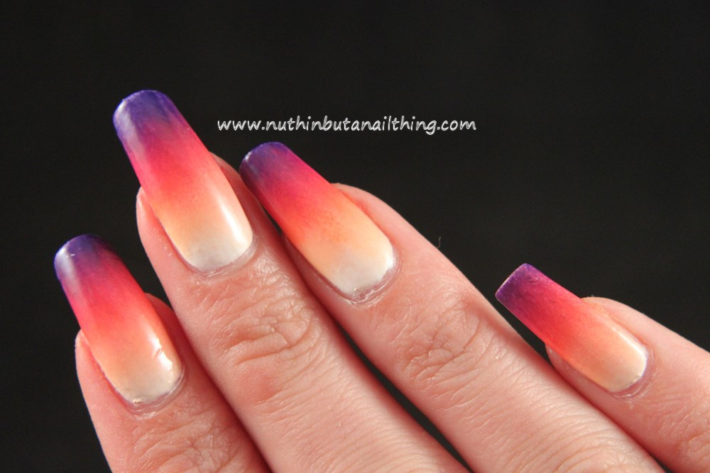 Sunset gradient