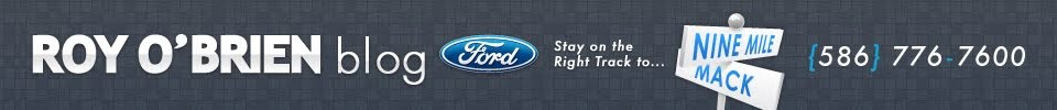 Roy O'Brien Ford Blog | Your Metro Detroit A,D,X, & Z Plan Ford Dealer