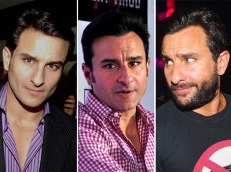 Happy Birthday to Saif Ali Khan - Saif Turns 42