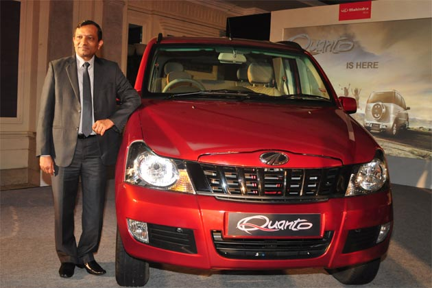 2012 Mahindra Quanto C2  - 2012 Mahindra Quanto C4 - 2012 Mahindra Quanto C6 - 2012 Mahindra Quanto C8 -