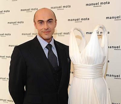 La Moda Nupcial Pierde a Un Genio: Manuel Mota.