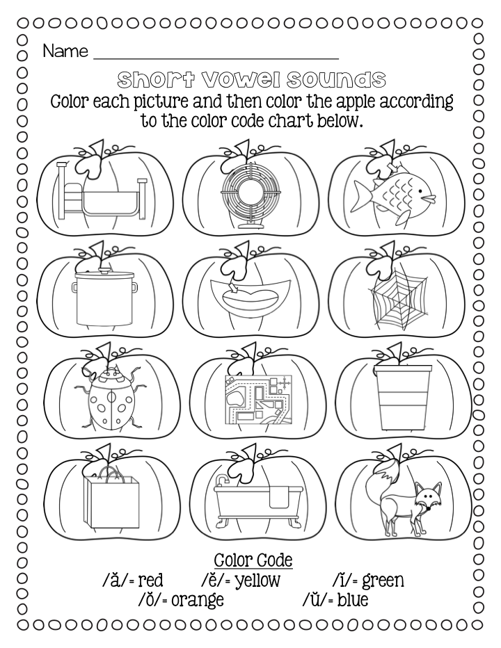 thursday september 26 2013 - Fall Worksheets For First Grade