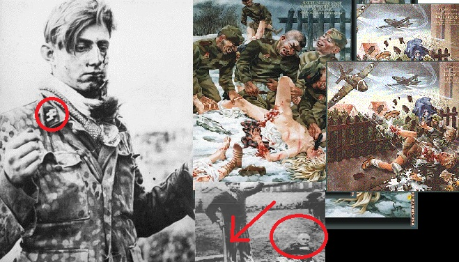 ϟϟ Waffen SS Το δάσος- Μια ταινία χωρίς προπαγάνδα -το τελευταία προπύργιο της λευκής φυλής η εισβολή των Μογγόλων στην Ευρώπη έχει ήδη αρχίσει!